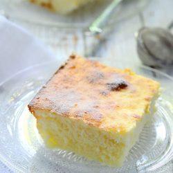 Grízes túrós sütemény recept