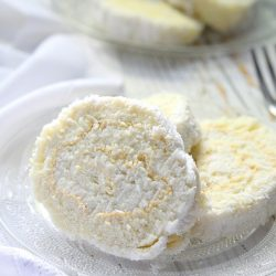 Raffaello-tekercs recept