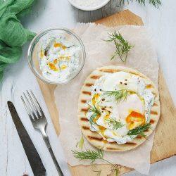 Joghurtos tojás