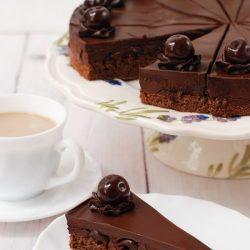 Lúdláb torta glutén- és cukormentesen