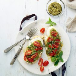 Margherita csirke