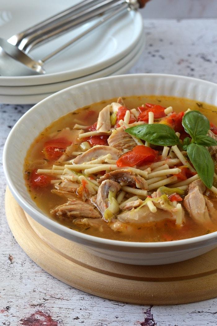 Olaszos levesestál