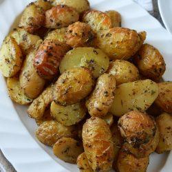 Rozmaringos sült újkrumpli