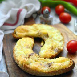 Sajtos-tojásos melegszendvics recept