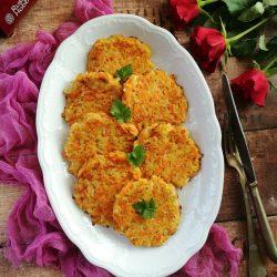 Sárgarépás rizstallér