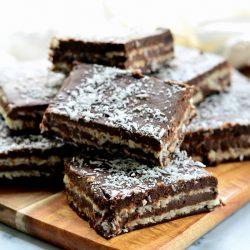 Zebrakocka cukormentesen