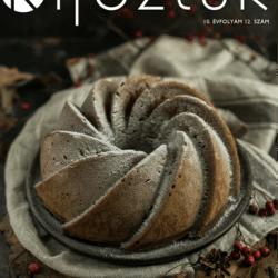 Megjelent a Kifőztük magazin 2019 decemberi száma