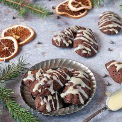 Csokoládés-narancsos madeleine