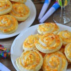 Főtt tojásos, sajtos csiga