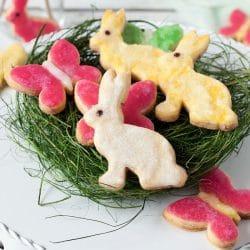 Húsvéti színes keksz