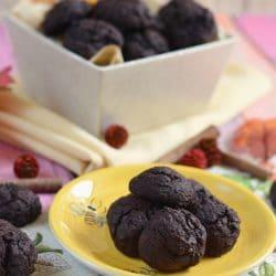 Sütőtökös-csokoládés puha keksz