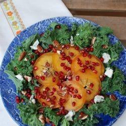 Datolyaszilvás saláta