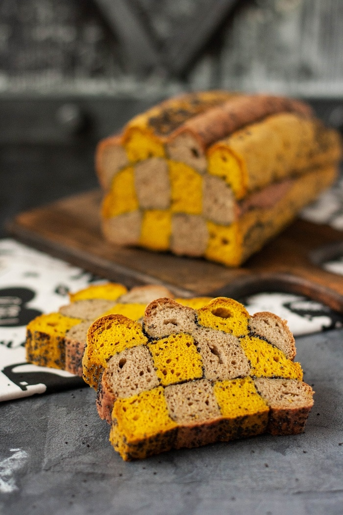 Pepita kenyér