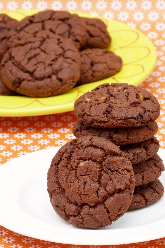 Csokoládés keksz