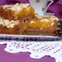 Fahéjas-gyümölcsös sütemény kétféleképpen