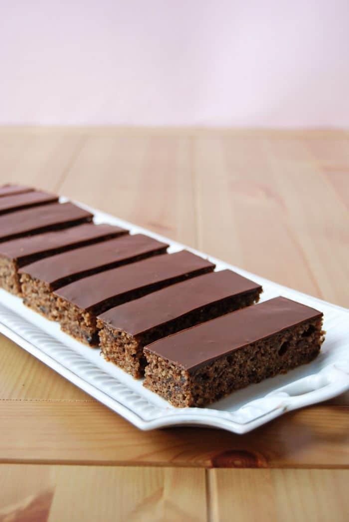 Szilvalekváros sütemény glutén- és cukormentesen