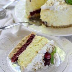 Majdnem három kívánság torta