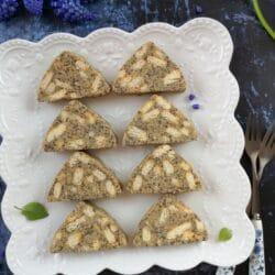Mákos háztető sütés nélkül