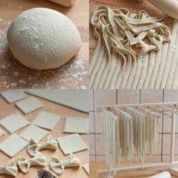 Gluténmentes házi tészta